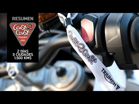 Triumph Coast2Coast 2020 😷 'Covid-Free'