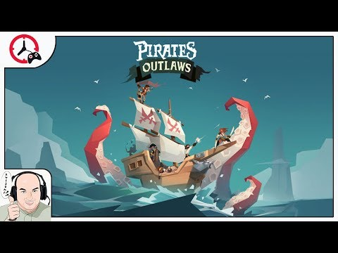 Pirates Outlaws | ????????☠️ خلنا نجرب هذه اللعبة | أستراتيجية القرعة الحمراء