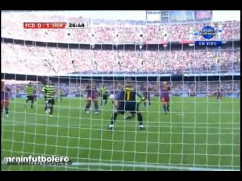 goles de haedo valdez a barcelona