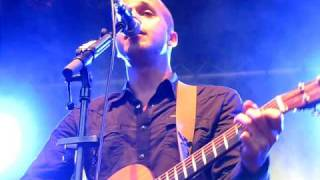 Milow Launching Ships Unplugged in Leuven August 2010