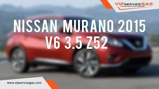 Гбо на Nissan Murano 2015 V6 3.5 249 л.с. Z52. Газ на Ниссан Мурано. Landi Renzo Italy.