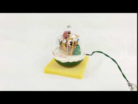 Hallmark Keepsake Ornament - Forest Frolics - Demo