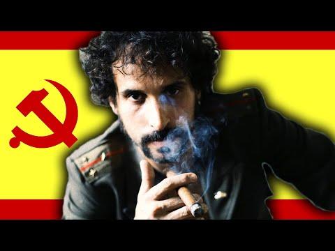 COMUNISTA ESPAÑOL PIDE AYUDA en CUBA!!!