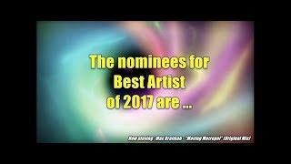 GMC Awards 2017 - Nominations Best Artist
