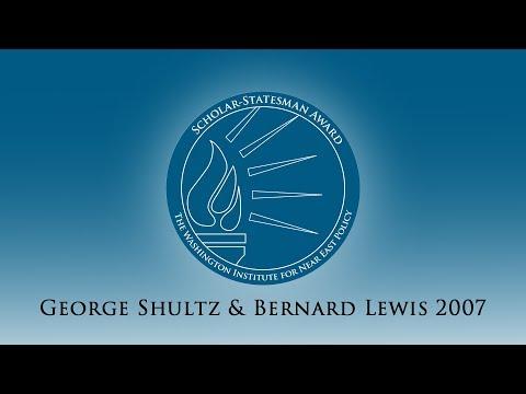George Shultz & Bernard Lewis (2007)