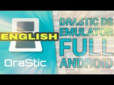 DraStic DS Emulator vr2.5.0.4a│APK FULL│NO ROOT│para ...