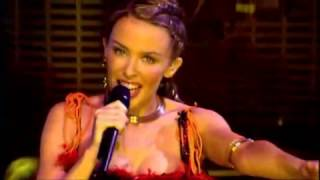 Kylie Minogue - Burning Up (Live)