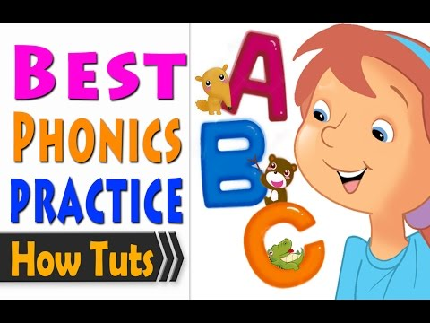 Reading English - Best Phonics practice for Kids