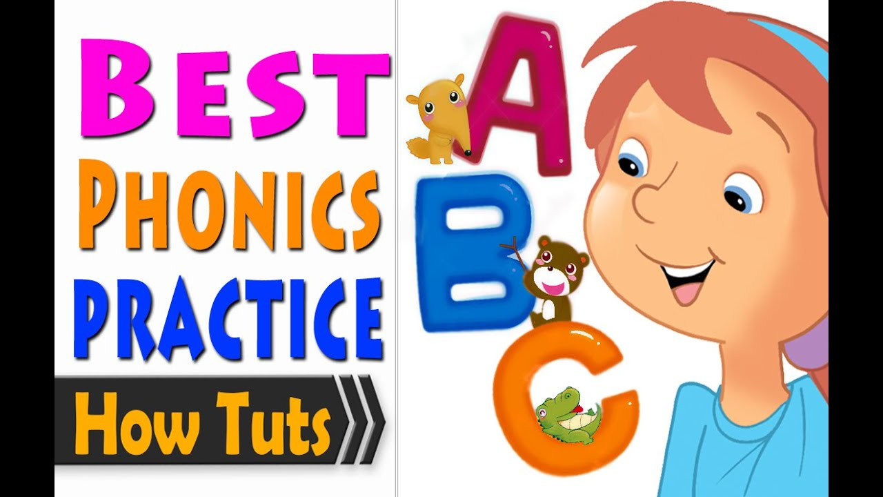 Reading English - Best Phonics practice for Kids - YouTube