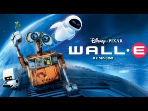 Wall-E (2008) ESPAÑOL - Juego Completo De La Pelicula L Disney Pixar Wall-e Longplay
