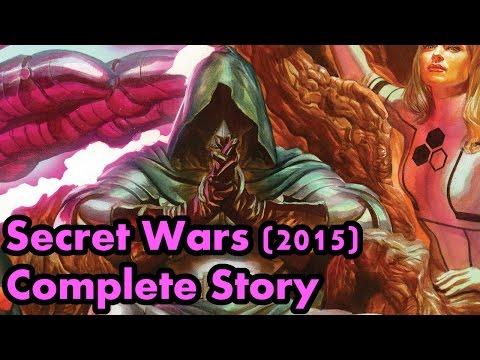 Secret Wars (2015) – The Complete Story