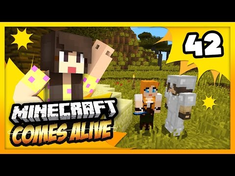 I'M A GREAT GRANDMA! - Minecraft Comes Alive 4 - EP 42 (Minecraft Roleplay)