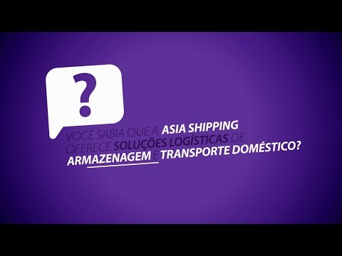 Contract Logistics - Asia Shipping