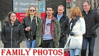 Sophie Turner Family Photos || Father, Mother, Brother & Partner !!!
