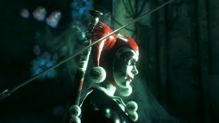 Batman: Arkham Knight - Harley vs. Ninjas (character swap mod)