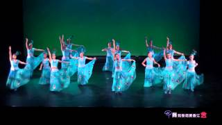 Repeat youtube video 孔雀湖 -《舞苑奇葩聚香江-2012》