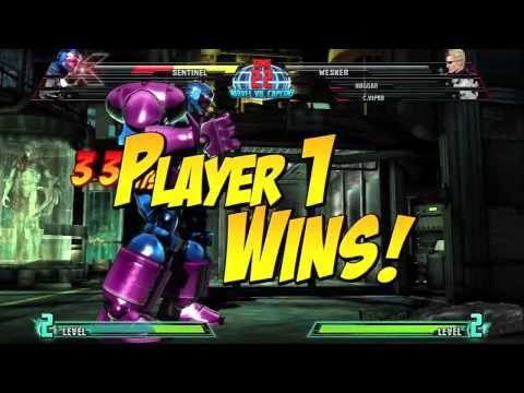 Marvel vs. Capcom 3: Sentinel Spotlight