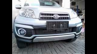 daihatsu new terios tx mt ab adventure september 2013 indonesia