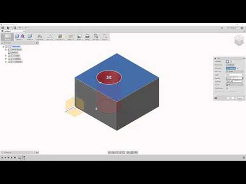 Placing Holes with Fusion 360 — Mechanical Advantage