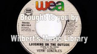 LAUGHING ON THE OUTSIDE - Verni Gonzalez
