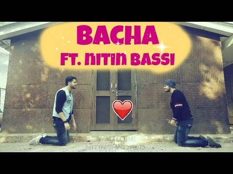 BACHA    NITIN'S WORLD    DANCE COVER    PRABH GILL   