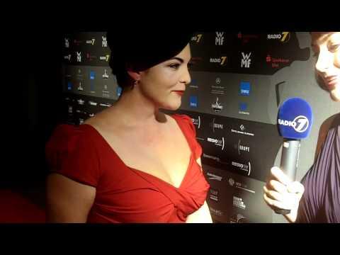 Radio 7 CharityNight - Interview Caro Emerald