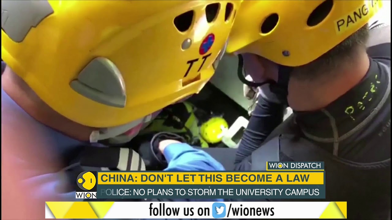 WION Dispatch: China slams US Bill on Hong Kong