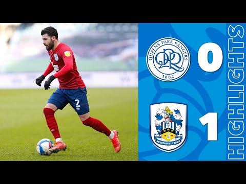QPR Huddersfield Goals And Highlights