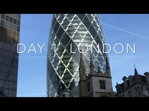 London Day 1: Borough market, the city, Clerkenwell, best pizza in London