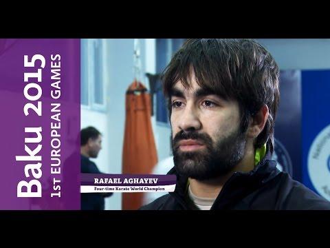 Ağayev Avropa Oyunlarında qızl medal qazanmaq niyyətindədir | Baku 2015