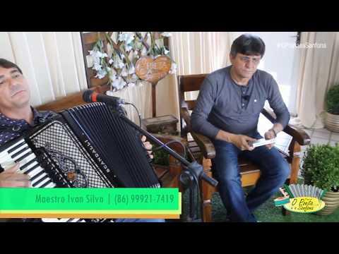 Maestro Ivan Silva e Escola de Música Dona Gal Teresina | O Poeta e a Sanfona #46