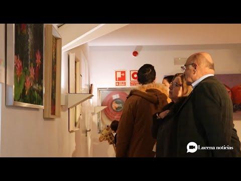"""VÍDEO: Estuvimos en la inauguración de la exposición """"Amantes del Arte"""" con motivo del 8M: Día de la Mujer"""