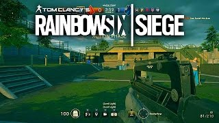 rainbow six siege gameplay secure area mode rainbow six siege multiplayer gameplay