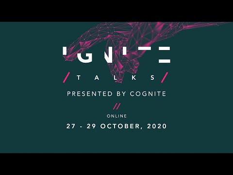 IGNITE TALKS: Industrial Intelligence Augmented