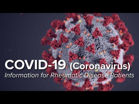 COVID-19 (Coronavirus) Information for Rheumatic Disease Patients | Johns Hopkins Rheumatology