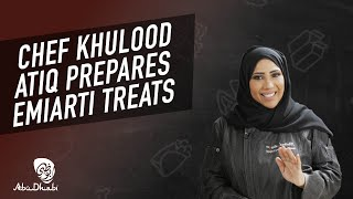 Khulood's Kitchen - Jami Roll Ups with Dates - Episode 11