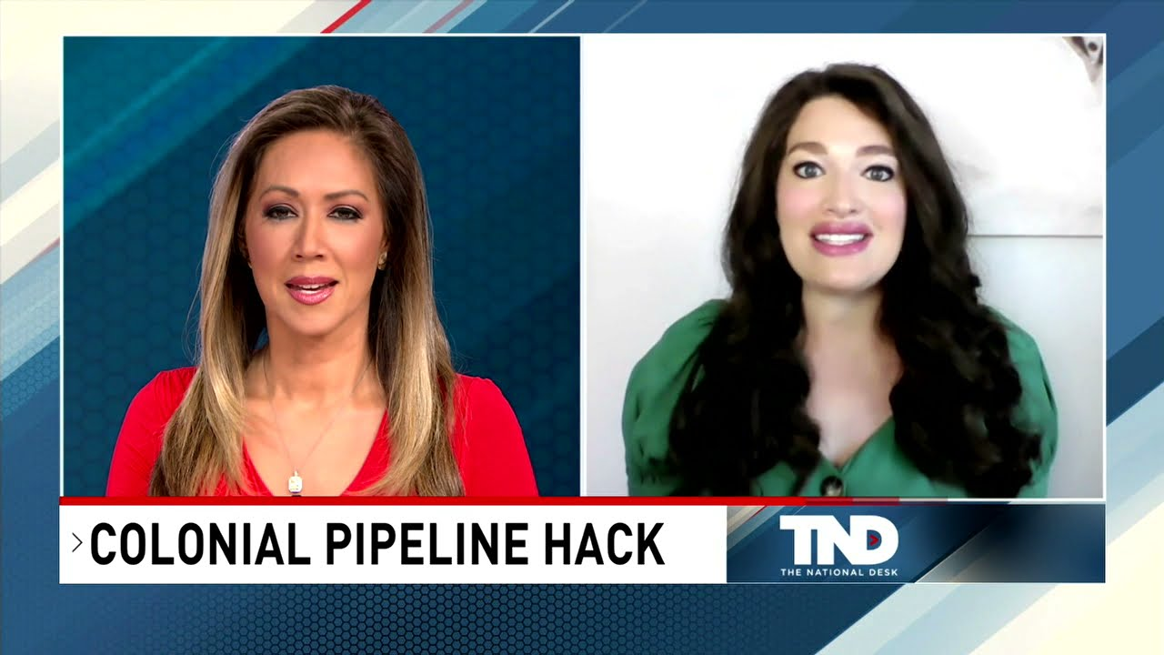 The National Desk (Sinclair): Colonial Pipeline Cyberattack Hurts at the Pump