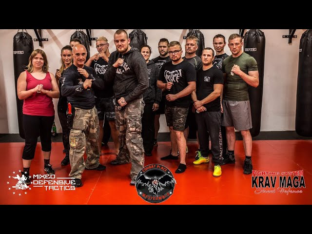 Mixed Defensive Tactics seminar at westerwald Germany