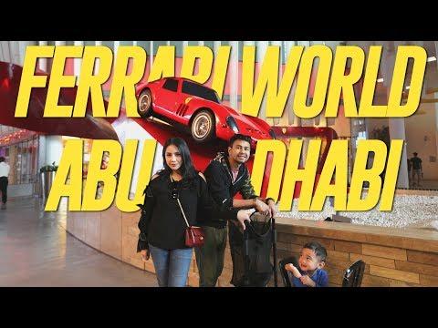 HUNTING FERRARI DI ABU DHABI #RANSVLOG thumbnail