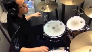 """Welcome To The Black Parade"" - My Chemical Romance (Drum Cover)"