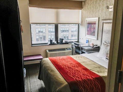 Comfort Inn Midtown West, Manhattan, New York City, NY