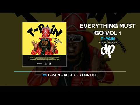 T-Pain - Everything Must Go Vol 1 (FULL MIXTAPE)