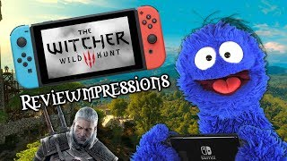 Move Over, Skyrim | The Witcher 3 (Switch) Reviewmpressions