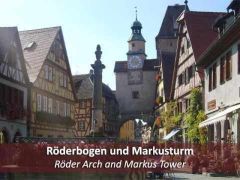 Rothenburg ob der Tauber - Impressionen / Impressions
