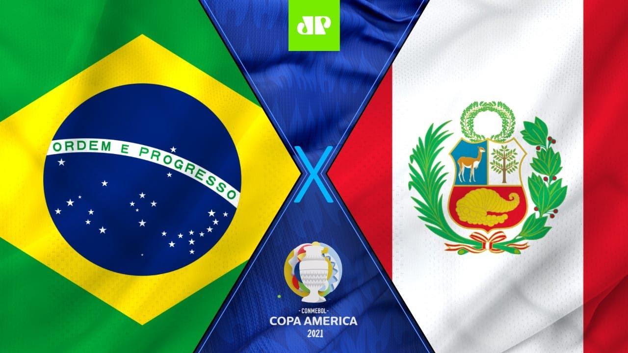 How to watch Brazil vs. Peru (6/17/2021): Copa America schedule ...