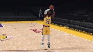 LeBron Fixed Jumpshot! NBA 2K20 Roster