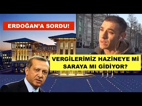 ERDOĞAN'A KİMSENİN CESARET EDEMEĞİ SORULARI SORDULAR!