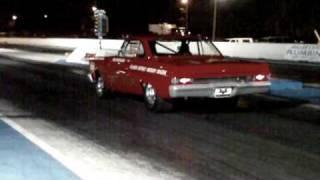 1965 A/FX Cyclone at Capitol Raceway