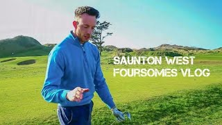 Professional Golfer Loses it on the Course!!! Hilarious Vlog