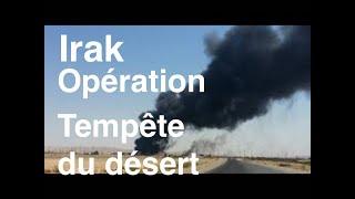 Irak 1991 \Çöl Fırtınası\ Operasyonu